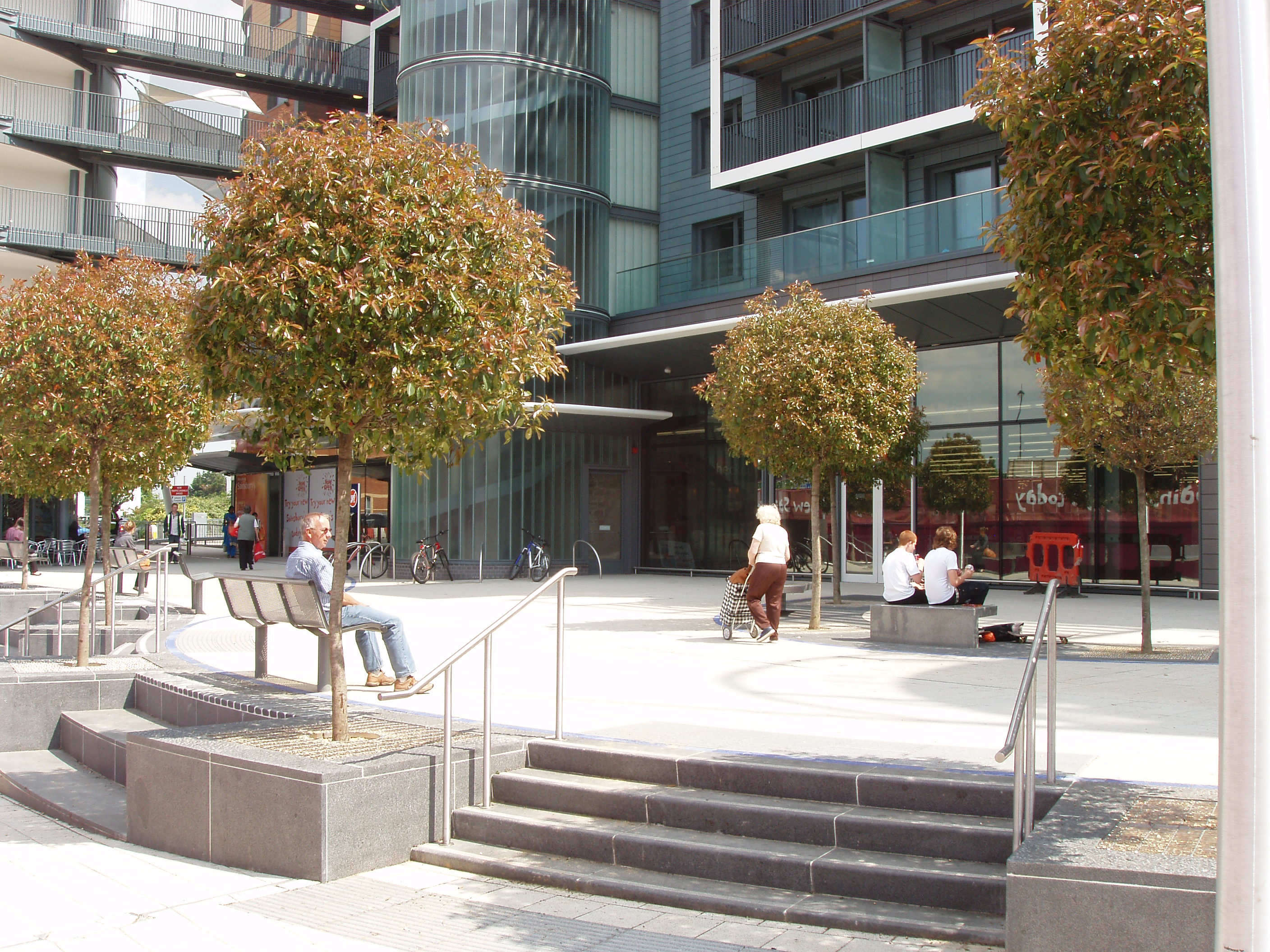 Urban Landscape Design (5)