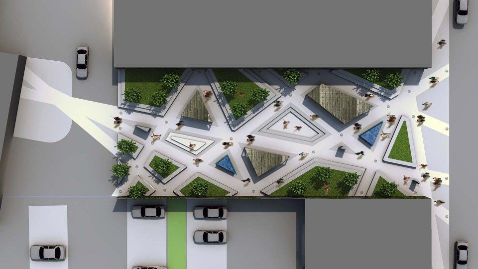 Urban Park Design Concept Landscape Architects Urban And Garden