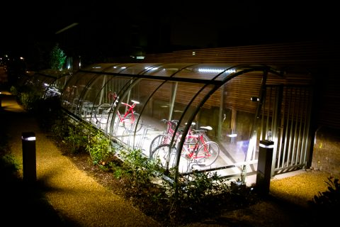 Good cycle shelter design
