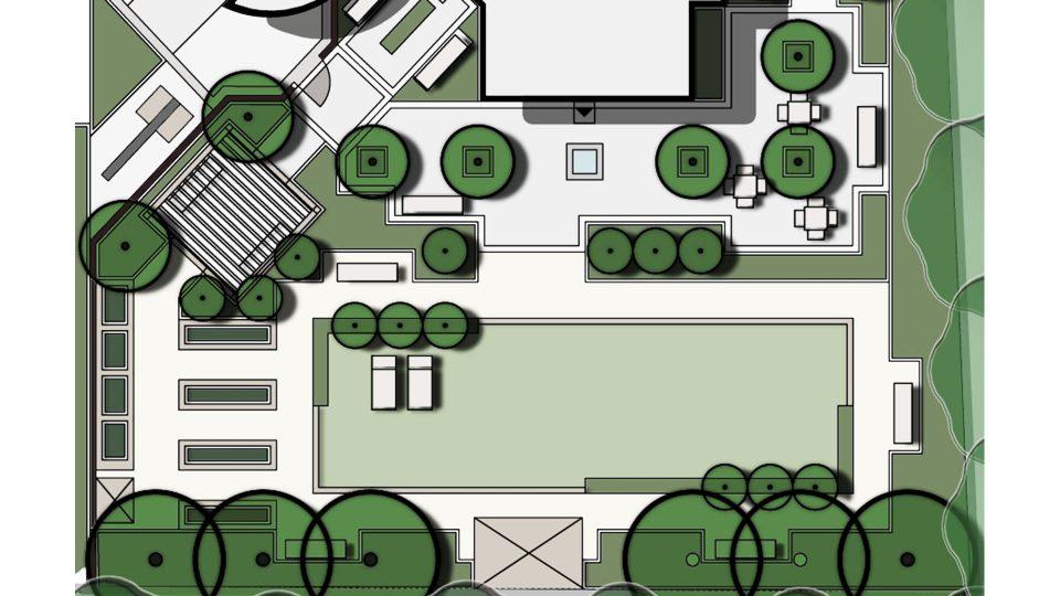 assisted living landscape