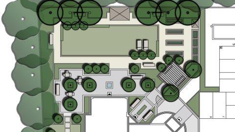 assisted living garden