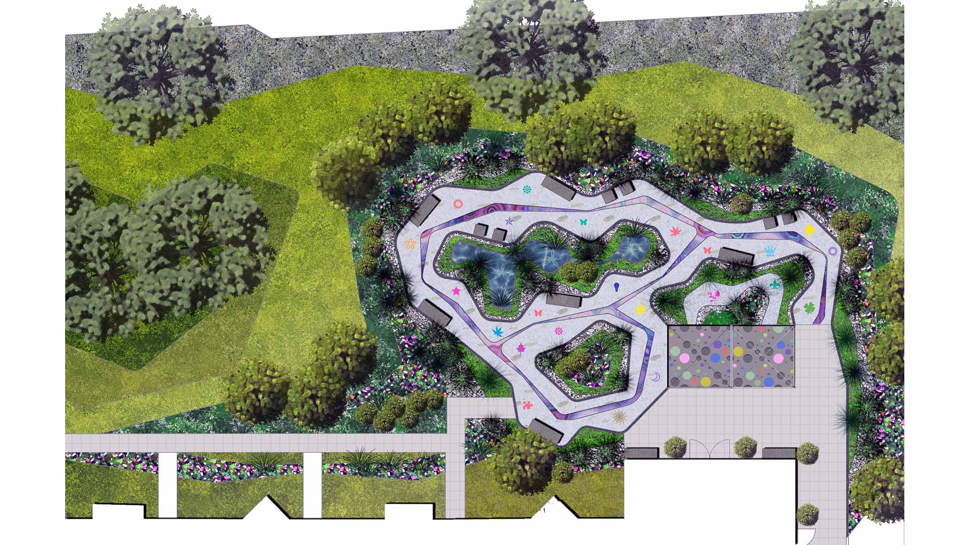 sensory garden ideas