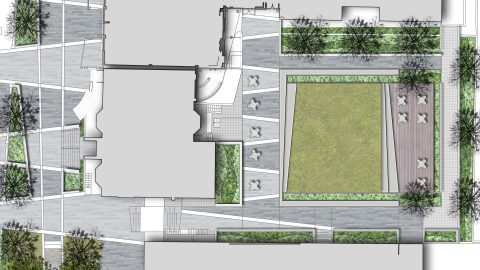 educational landscape design