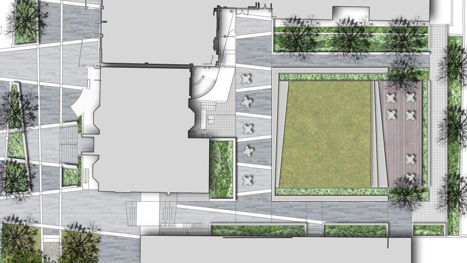 educational landscape design