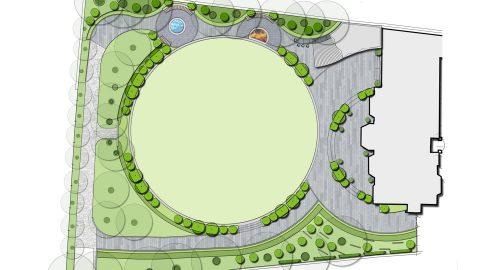 garden design masterplan