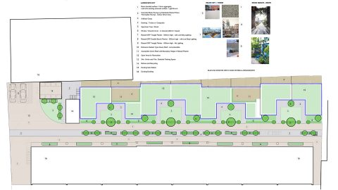 landscape architecture mews planning