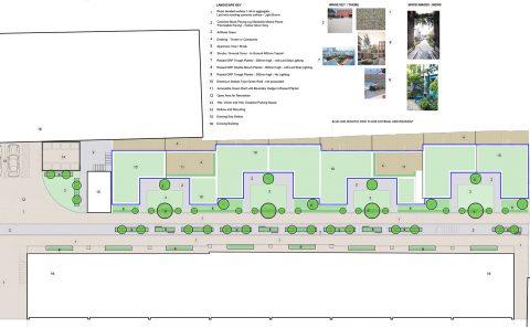 landscape architecture mews planning