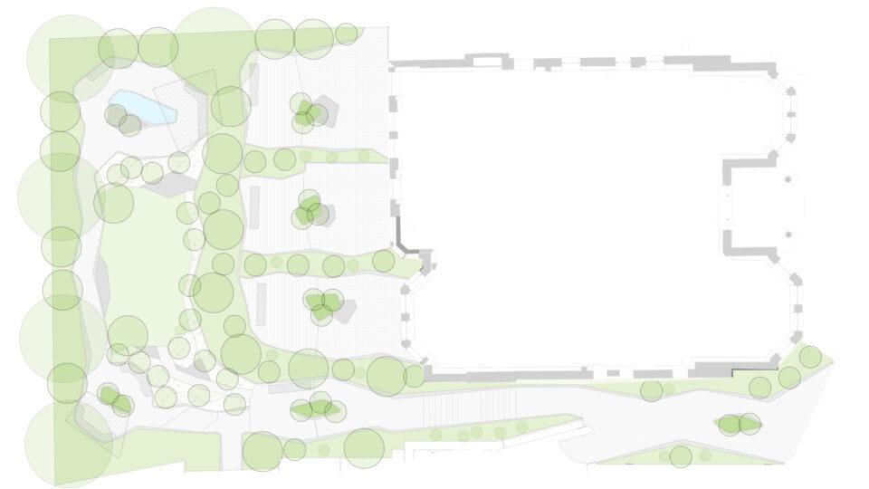 Hampstead Landscape Design and Planning